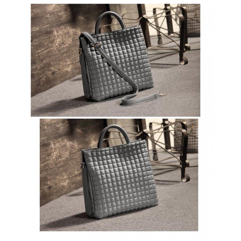 Damska Torebka Shopper Bag Listonoszka 2 kolory
